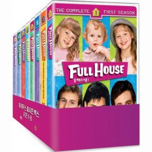 디브이디쇼핑몰 [[DVD] 풀하우스 시즌1-8 풀시즌 박스세트 (32disc)- Full House